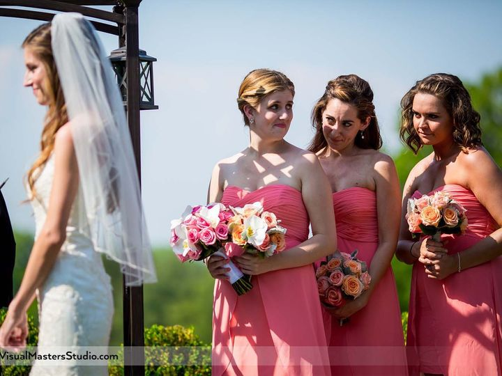 Tmx Bridesmaids At Outdoor Ceremony 51 683323 158922906632655 Cedar Grove, NJ wedding videography