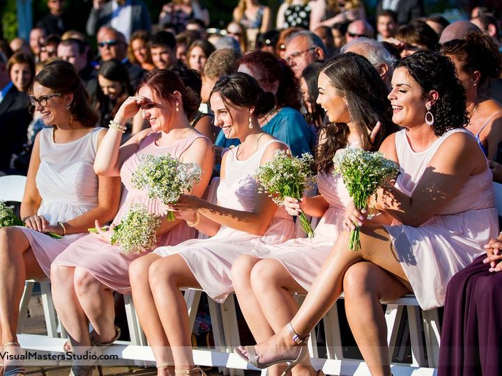 Tmx Bridesmaids At The Ceremony 51 683323 158897497530554 Cedar Grove, NJ wedding videography
