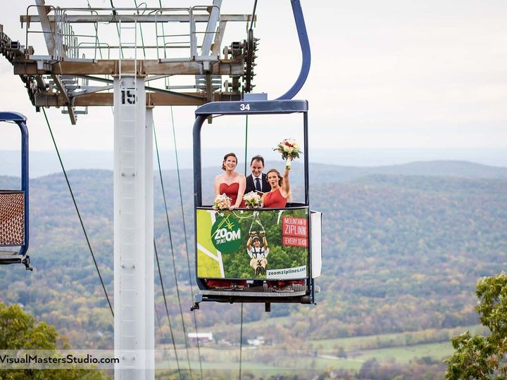 Tmx Bridesmaids In Gondola At Mountain Creek 51 683323 158897698737018 Cedar Grove, NJ wedding videography