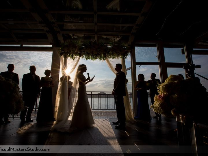 Tmx Chelsea Piers Sunset Terrace Wedding 51 683323 Cedar Grove, NJ wedding videography