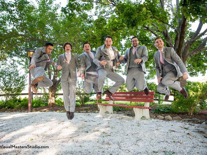 Tmx Groomsman Photo Session At The Conservatory At The Sussex County Fairgrounds 51 683323 158897430769888 Cedar Grove, NJ wedding videography