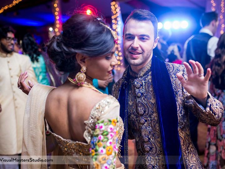 Tmx Indian Wedding Party 51 683323 158897379220404 Cedar Grove, NJ wedding videography