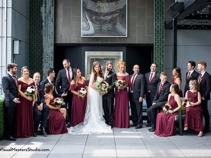 Tmx W Hotel Hoboken Wedding Party 51 683323 158923372750115 Cedar Grove, NJ wedding videography