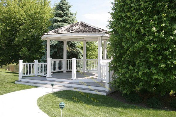 Outdoor Ceremony Gazebo