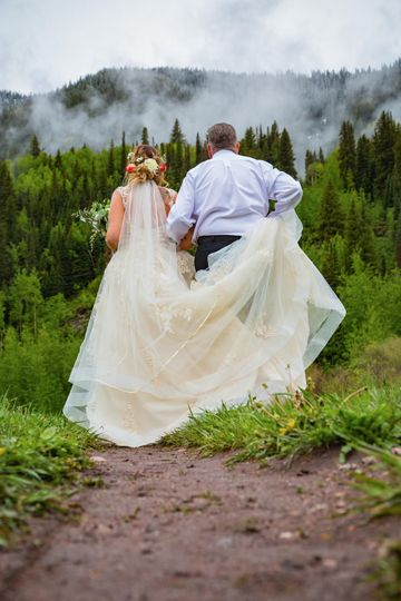 Vail Summer Wedding