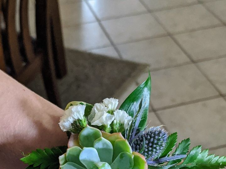Tmx Succulent Corsage 51 1065323 160314837718619 Port Richey, FL wedding florist