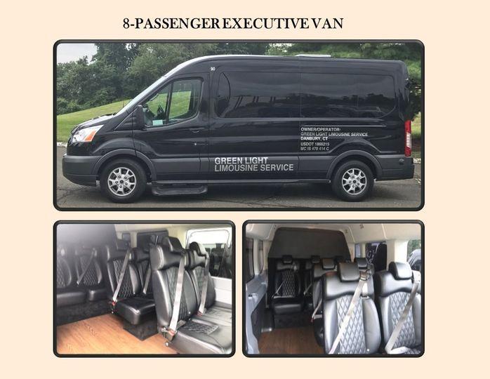 8-pass Exec Van
