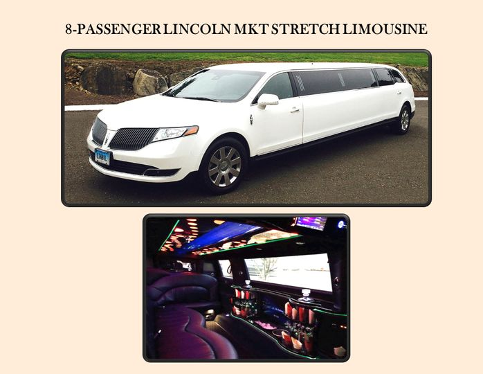 8-pass Lincoln MKT stretch