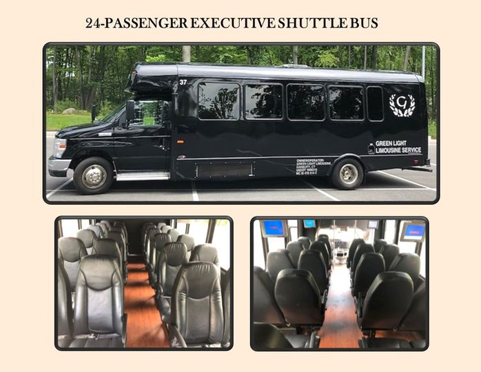 24-pass Exec Shuttle Bus