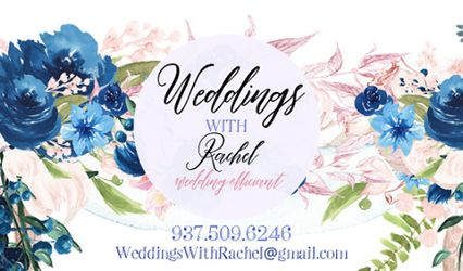 Weddings With Rachel- Wedding Officiant 1