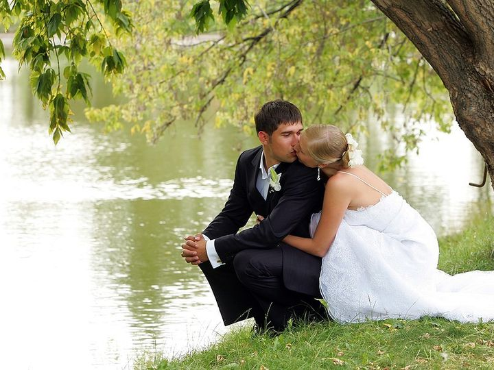 Tmx Bigstock Newly Married Couple Kissing B 2363023 51 456323 1573494298 Frederick, MD wedding officiant