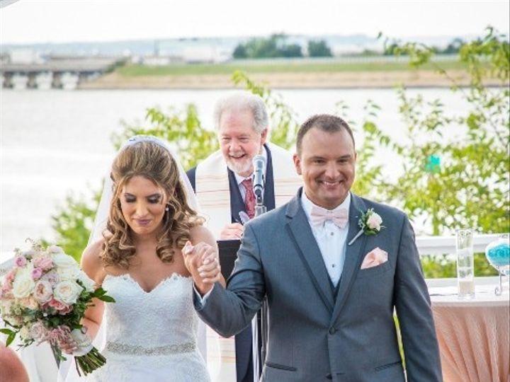 Tmx Jonathan Caroline July 20185 Recessional Resized For Web 51 456323 1573494197 Frederick, MD wedding officiant