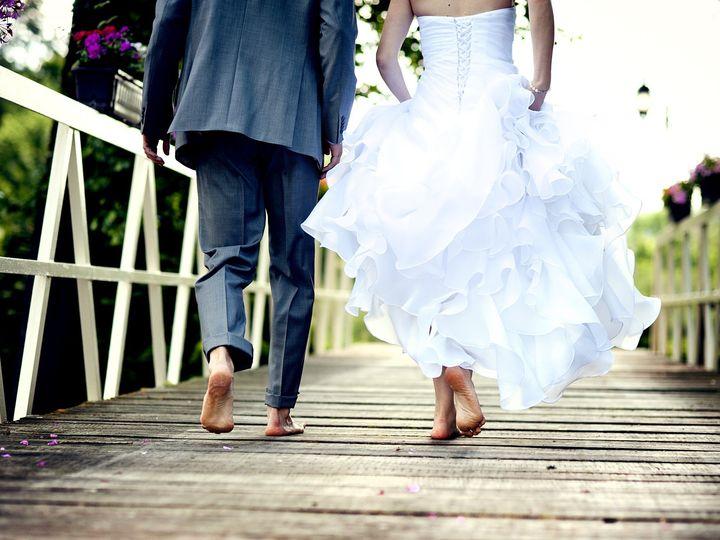 Tmx Shutterstock 127850174 Barefoot On Dock 51 456323 1573494954 Frederick, MD wedding officiant