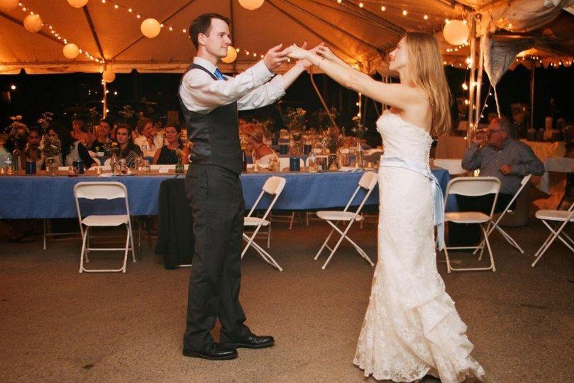 lisa josh dancing