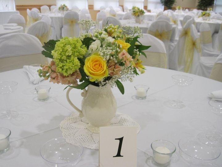 Tmx 1483499751473 Reindenhou Table Flower Vienna, VA wedding dress