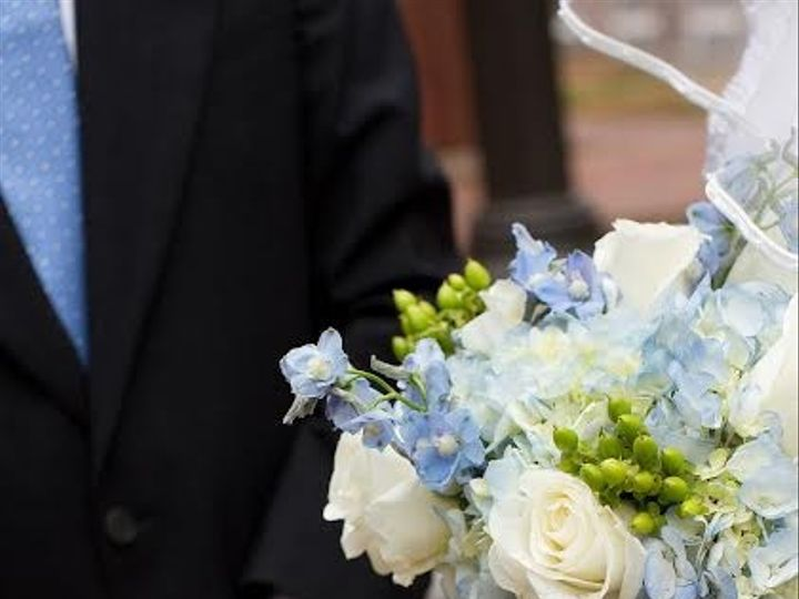 Tmx 1483500760449 Wed Flowers Beth Vienna, VA wedding dress