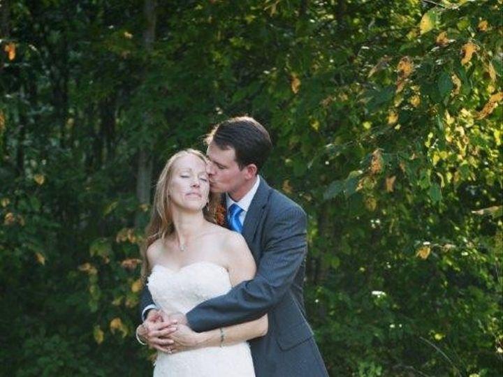 Tmx 1483507343691 Josh Kissing Her On Forehead Vienna, VA wedding dress