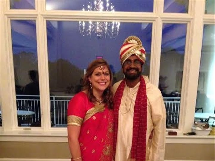 Tmx 1483507989355 Wed Photo Erika Indian Dress Vienna, VA wedding dress