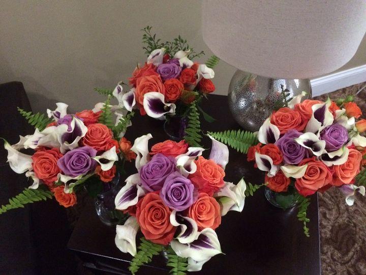 Silks images flowers saint paul mn weddingwire 800x800 1473304412367 wedding bouquet 800x800 1473304440756 shirleys bridemaids bouquets mightylinksfo