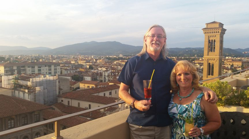Florence, is a lovely place to share romantic times with your love!