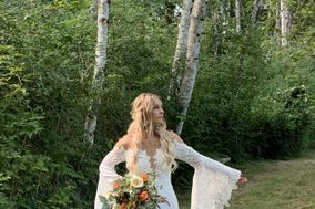 Twigs and Flowers by Design