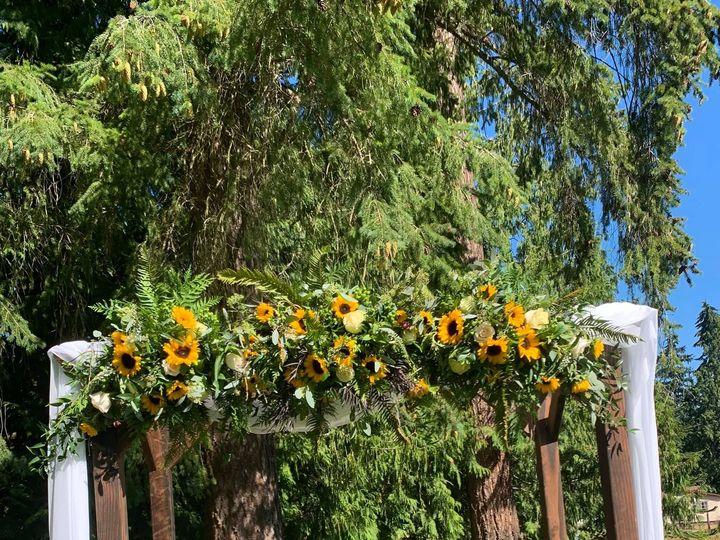 Tmx Sunflower Arbor 51 782423 160150882580056 Kent, WA wedding florist