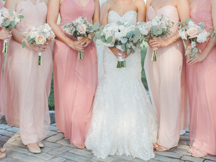 Tmx 1510360215348 Joris And Ashley S Wedding Bridal Party 0010 East Brunswick, New Jersey wedding florist