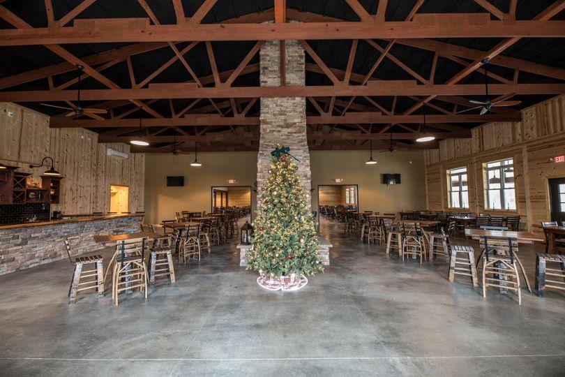 Winery main room