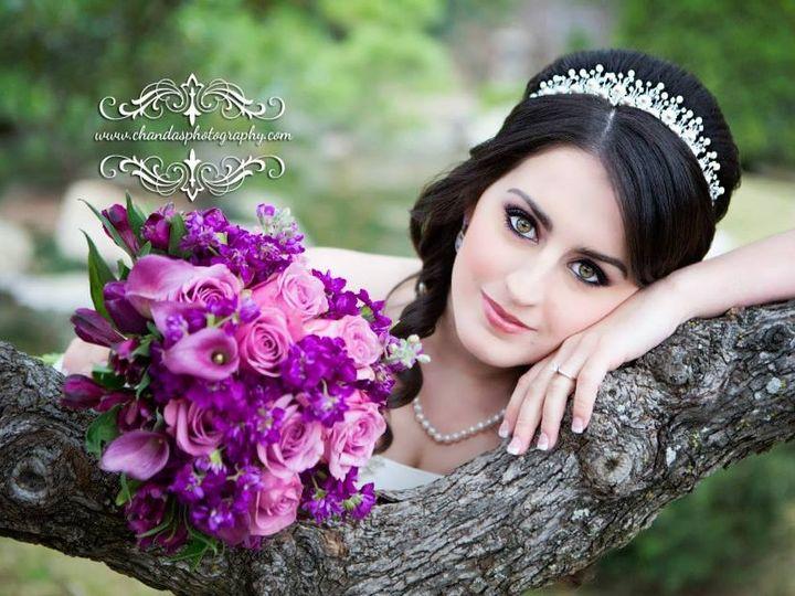 Tmx 1429829477626 Kourtney1 San Antonio, TX wedding beauty