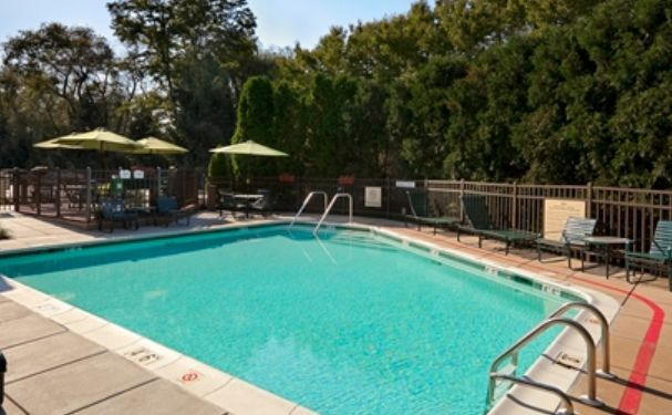 Hampton Inn York pool