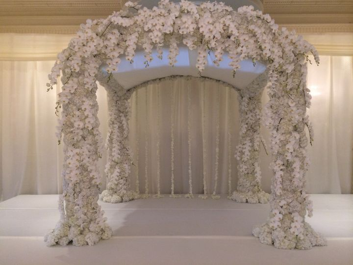 Tmx 1422398962065 Chuppah Front View Northvale, New Jersey wedding florist