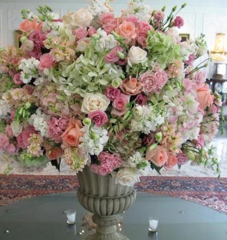 Tmx 1422400913161 Blush Floral Decor Northvale, New Jersey wedding florist