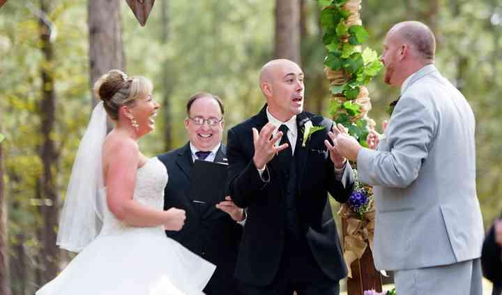 Wedding Day Vows