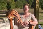 Karen McGarrett, Harpist - McGarrettHarpStudio@gmail.com image