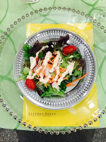 Seasonal salads!