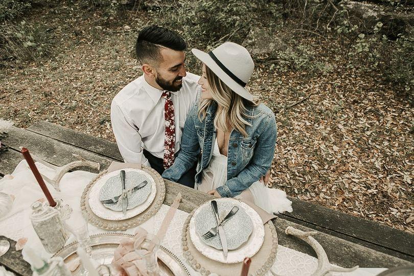 Austin elopement