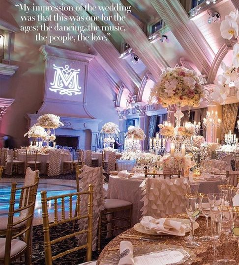 Photography: Jeff Tisman Wedding Planner: Jenny Orsini Events | Feature In: Inside Weddings Magazine...