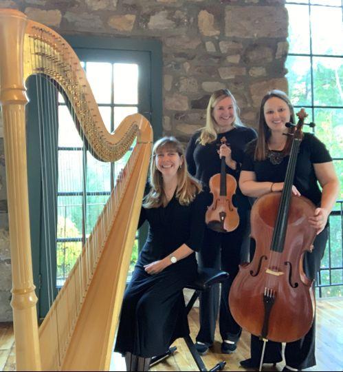 Duo + Harp