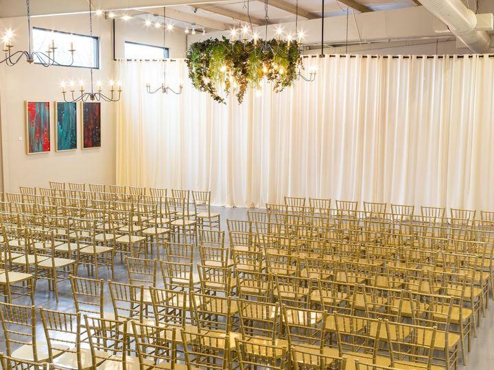 Tmx 3 The Collectors Room Ceremony Set 51 1051523 158766241580373 Charlotte, NC wedding venue