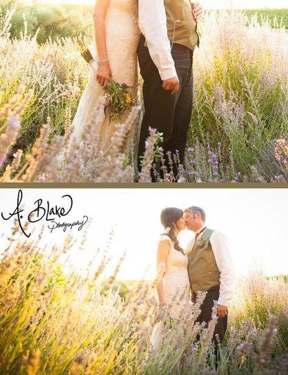 blake wedding photo