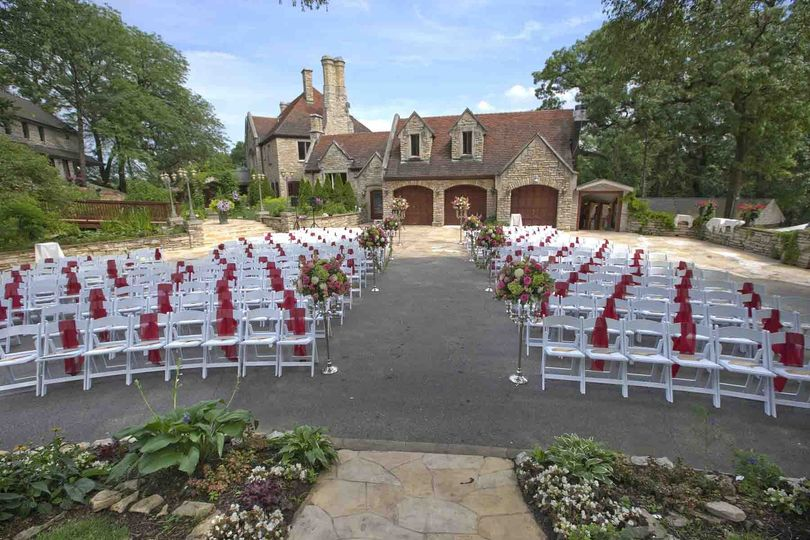 meyer s castle venue dyer in weddingwire