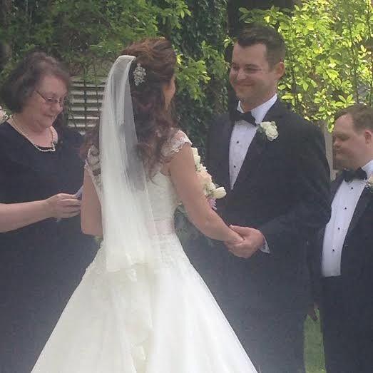 kearns wedding photo