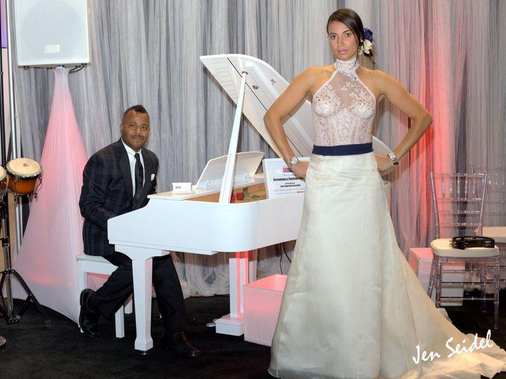 Tmx 1489086461781 Ce White Baby Grand Model Washington, DC wedding band