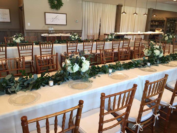 Banquet Barn Reception