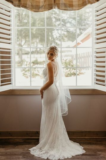 Birde by the window  | Photo Josh Durham Photography