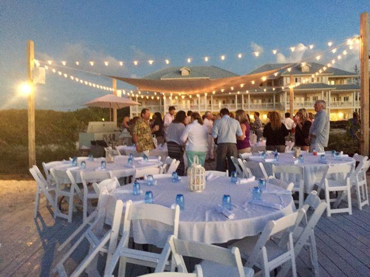 Beach House Turks Caicos Venue Conch Bar Tc Weddingwire