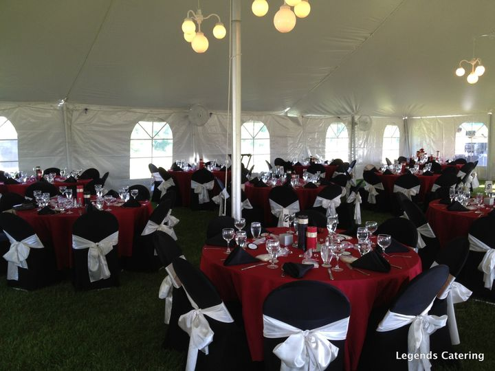 Tmx 1377524525167 Img0575 York, PA wedding catering