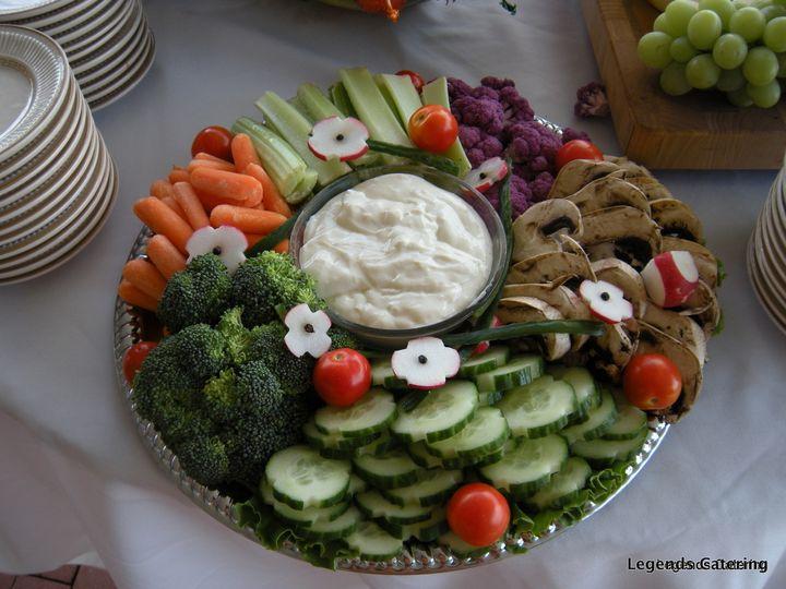 Tmx 1377525586832 Small2520veggie2520tray York, PA wedding catering