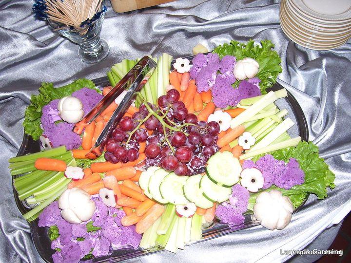 Tmx 1377525622565 Veggie2520display Sm25201 York, PA wedding catering