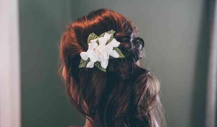 Badass Bridal Hair